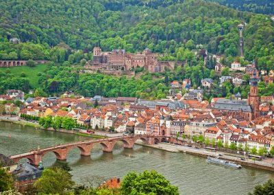 Hotel Panorama Heidelberg View 2