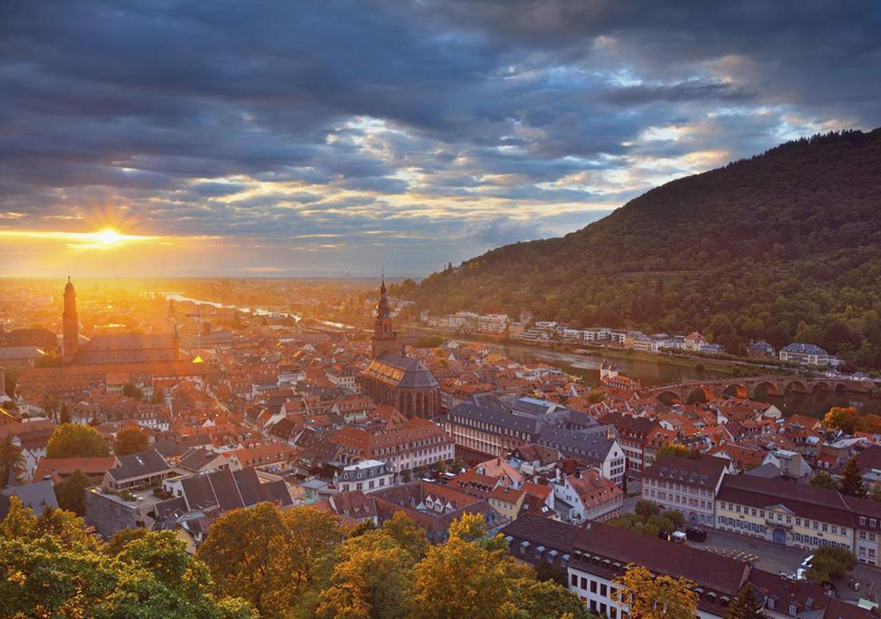 Hotel Panorama Heidelberg View 3