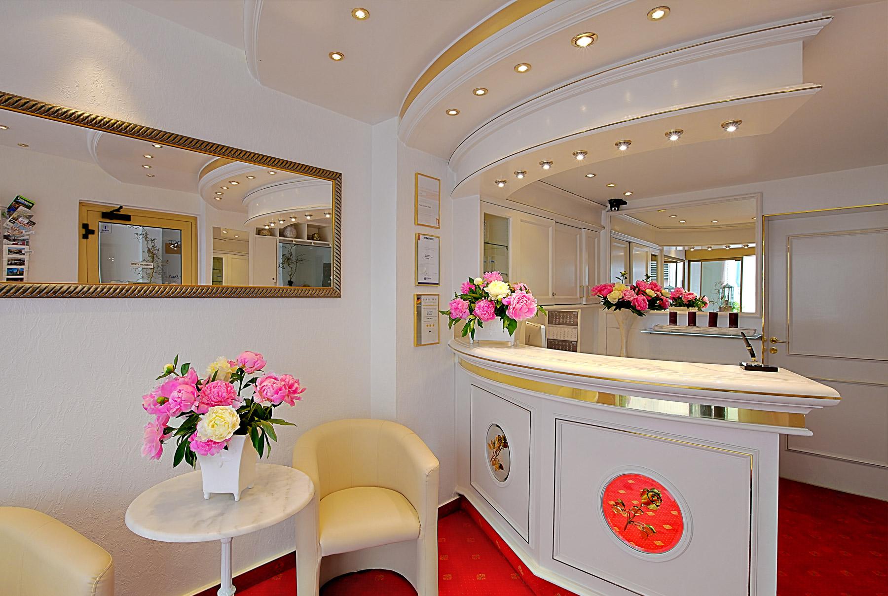 Hotel Goldene Rose Heidelberg Ueber Uns 1