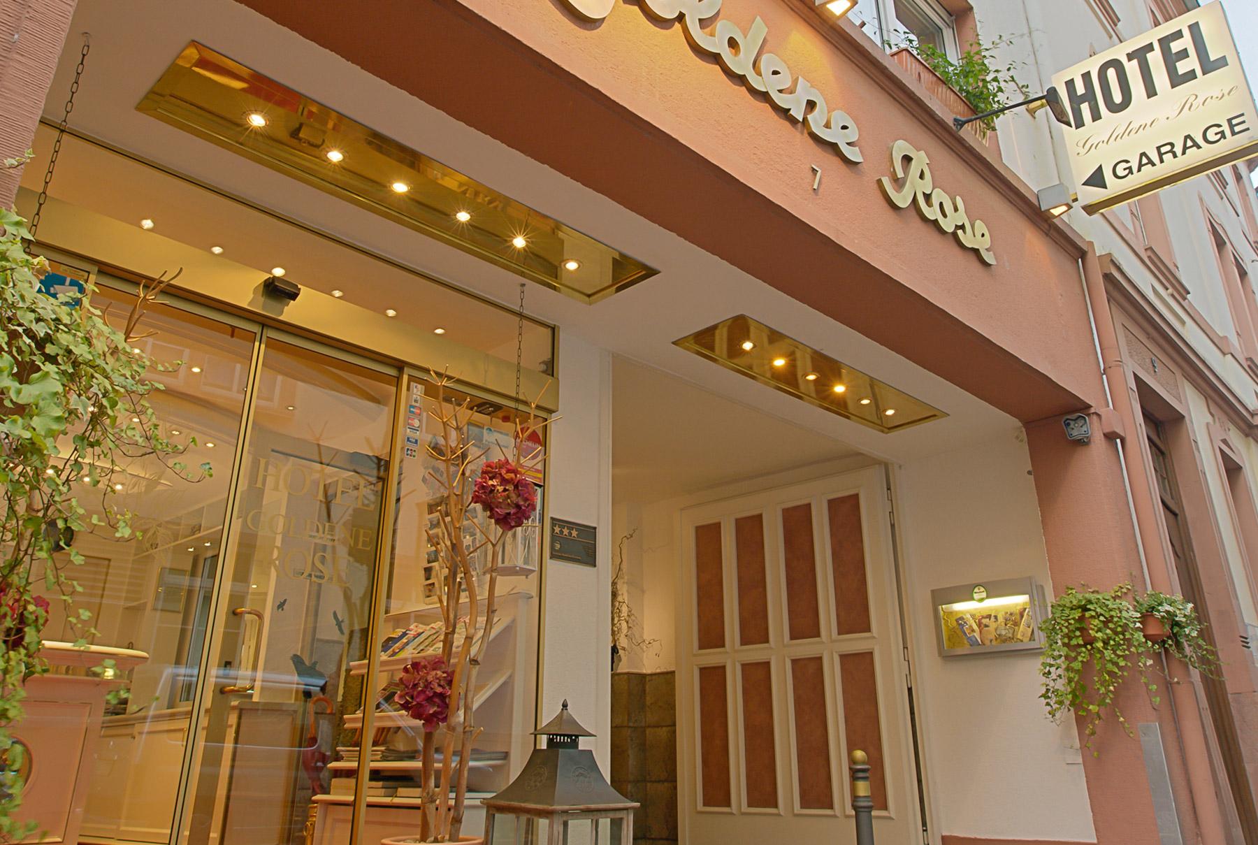 Hotel Goldene Rose Heidelberg Ueber Uns 2