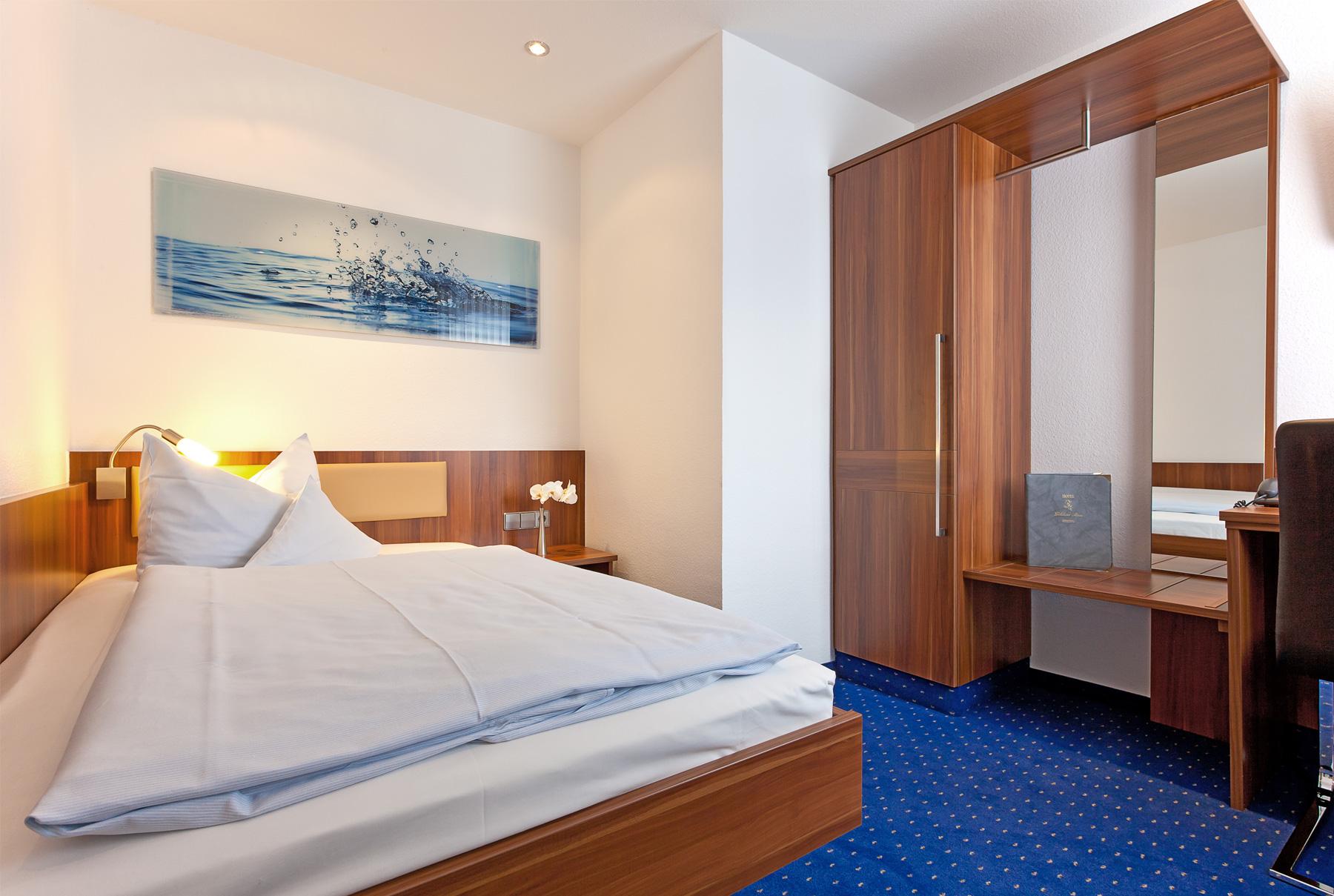 Hotel Goldene Rose Heidelberg Zimmer 2