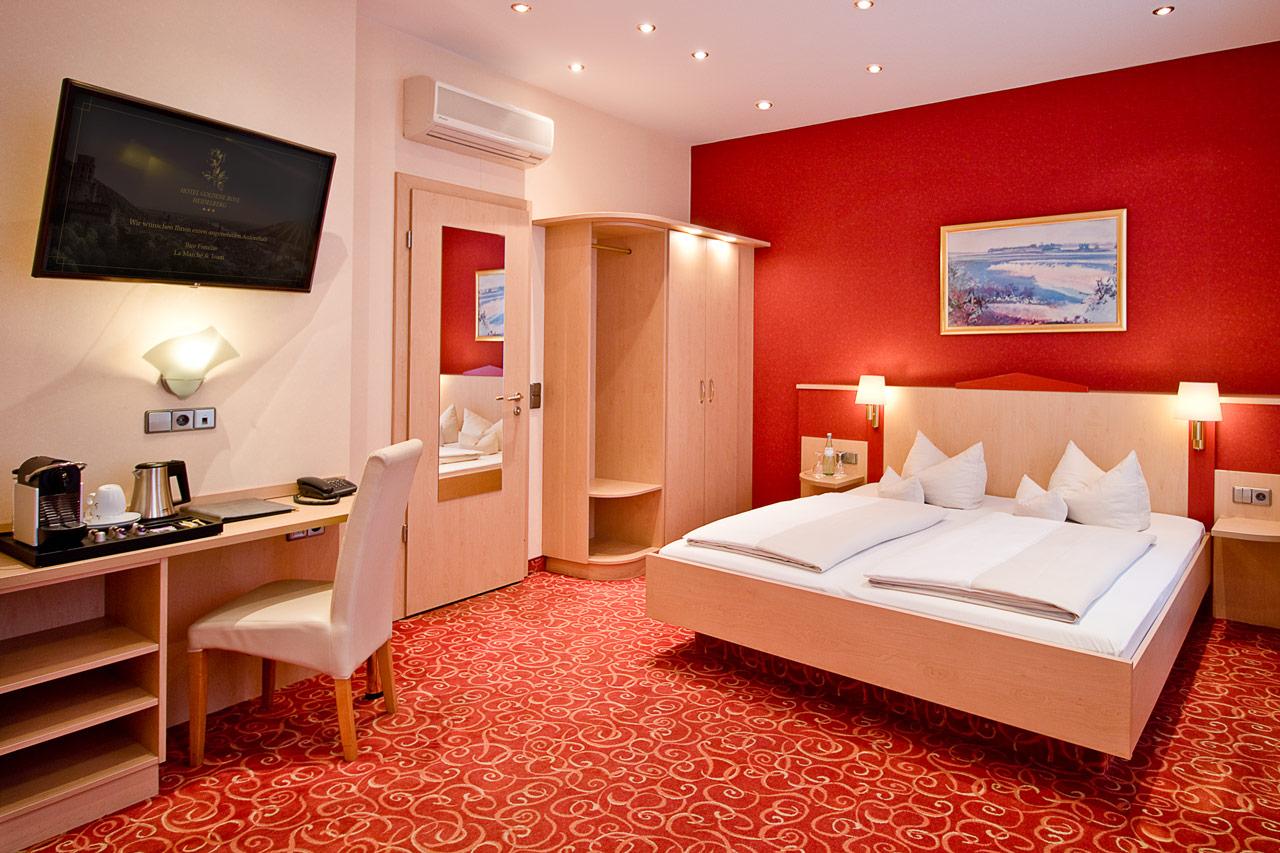 Hotel Goldene Rose Heidelberg Standard Doppelzimmer 2